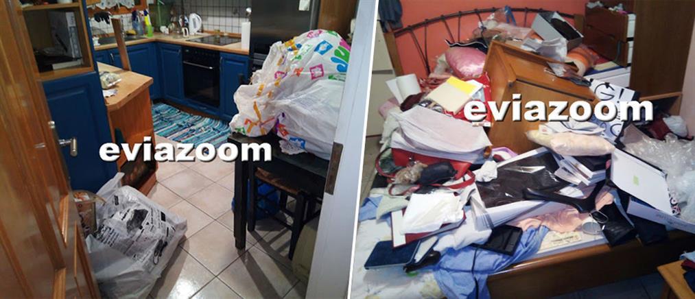 Κλέφτες μπήκαν σε σπίτι επιχειρηματία και το έκαναν άνω-κάτω! (εικόνες)