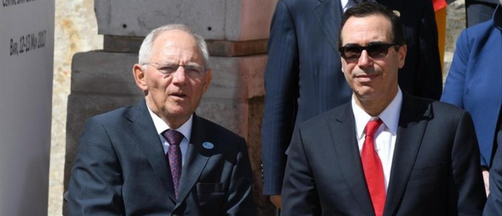 Αισιόδοξος ο Σόιμπλε για συμφωνία στο επόμενο Eurogroup