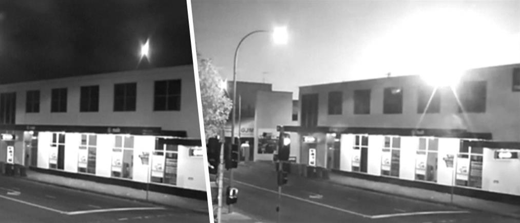 Φλεγόμενος μετεωρίτης έκανε τη νύχτα… μέρα στην Αυστραλία (βίντεο)
