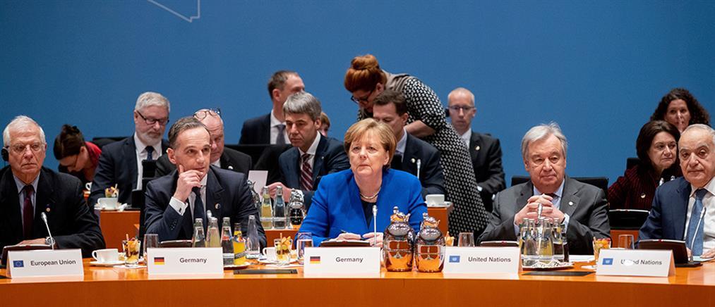 Γερμανία για Διάσκεψη Βερολίνου: Κατανοούμε τις ελληνικές ανησυχίες, αλλά...