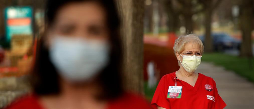 Κορονοϊός – ΗΠΑ: 884 νεκροί σε ένα 24ώρο