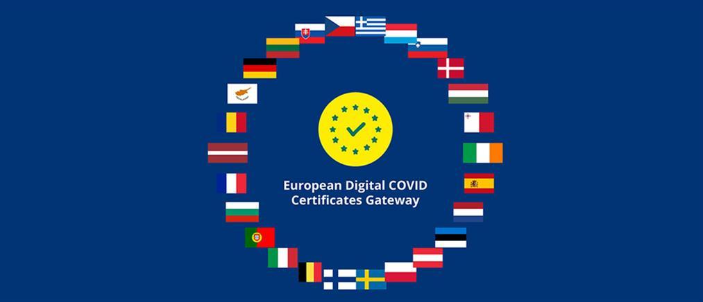 Ευρωπαϊκό Ψηφιακό Πιστοποιητικό: Πως και που θα το χρησιμοποιούμε