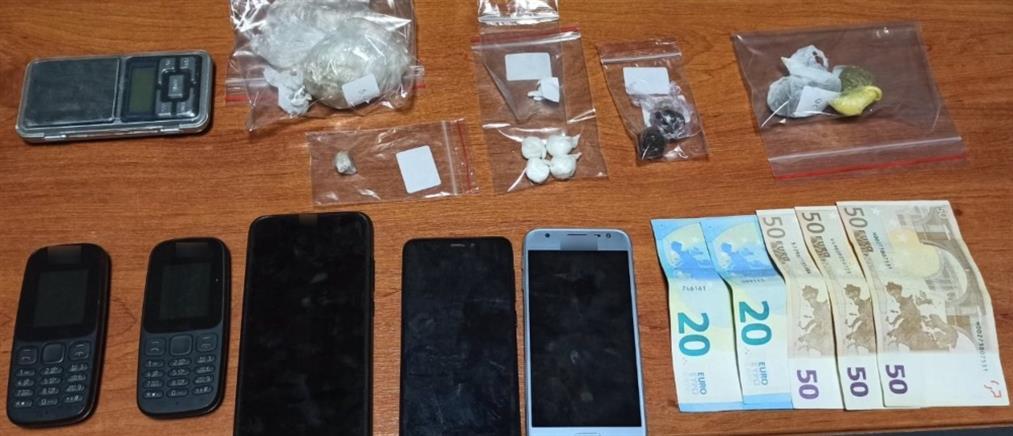 Χειροπέδες για εισαγωγή ναρκωτικών από τη Βουλγαρία (εικόνες)