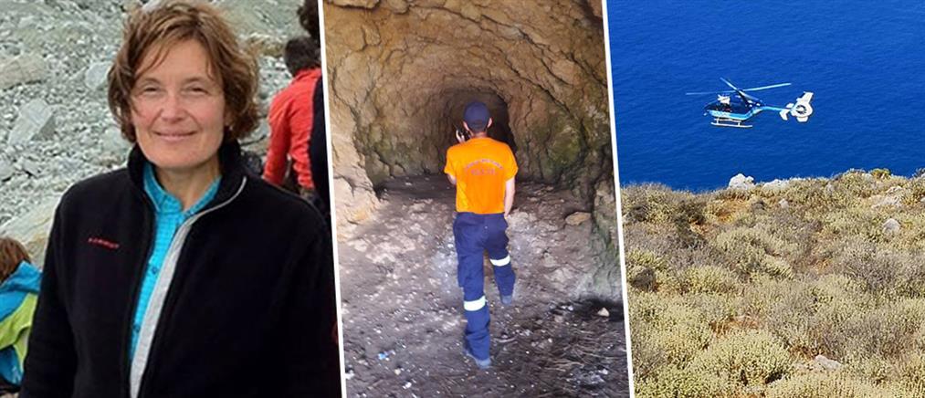 Μυστήριο με τον θάνατο της Αμερικανίδας βιολόγου στα Χανιά (εικόνες)