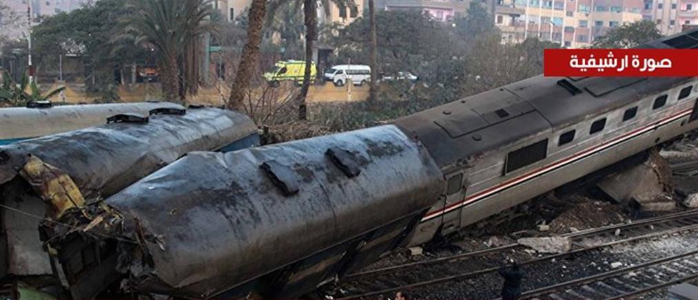Σύγκρουση τρένων με δεκάδες νεκρούς στην Αίγυπτο