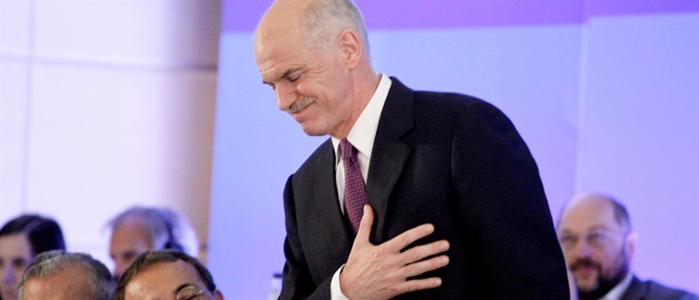 ΚΙΝΑΛ: Ο Παπανδρέου ανακοίνωσε την υποψηφιότητα του