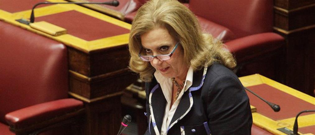 Ένταξη στην ΚΟ του ΣΥΡΙΖΑ προαναγγέλλει η Μεγαλοοικονόμου
