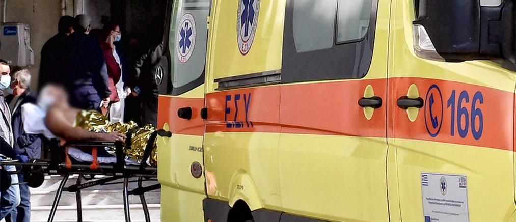 Αστυνομικός δέχθηκε επίθεση με μαχαίρι στο Λουτράκι
