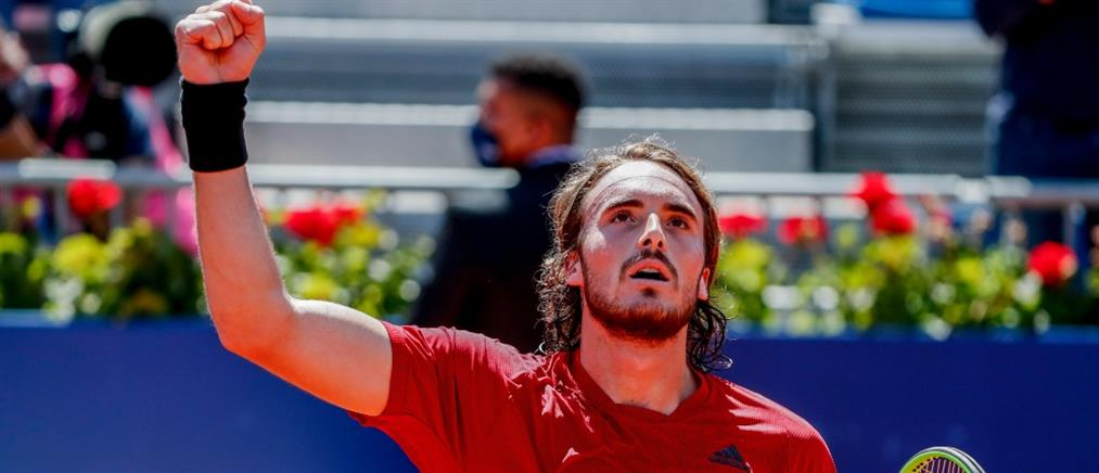 Barcelona Open: Ο Τσιτσιπάς στον τελικό!