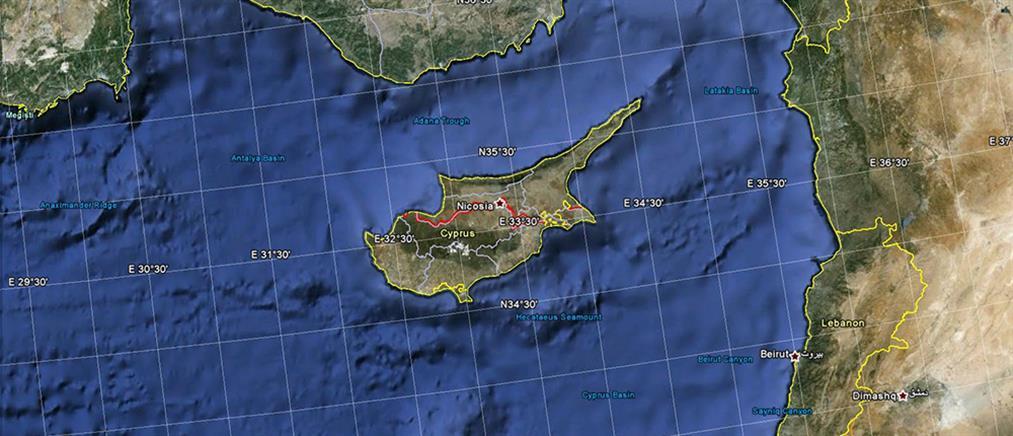 Ερντογάν: η Κύπρος κάνει τον μάγκα στη Μεσόγειο