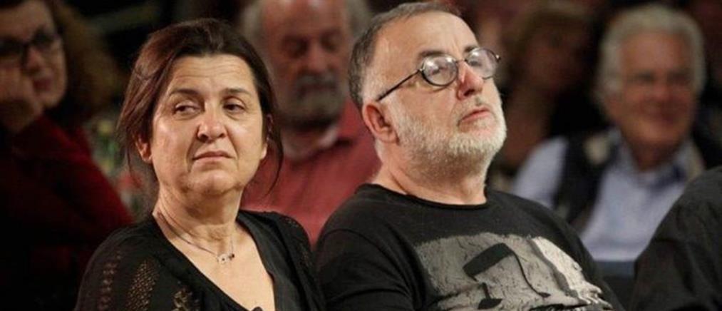 """Θάνος Μικρούτσικος: Το """"ευχαριστώ"""" της συζύγου του στον κόσμο (εικόνες)"""