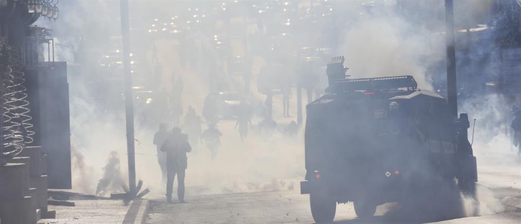 Αιματηρές συγκρούσεις Παλαιστινίων με Ισραηλινούς στρατιώτες (βίντεο)