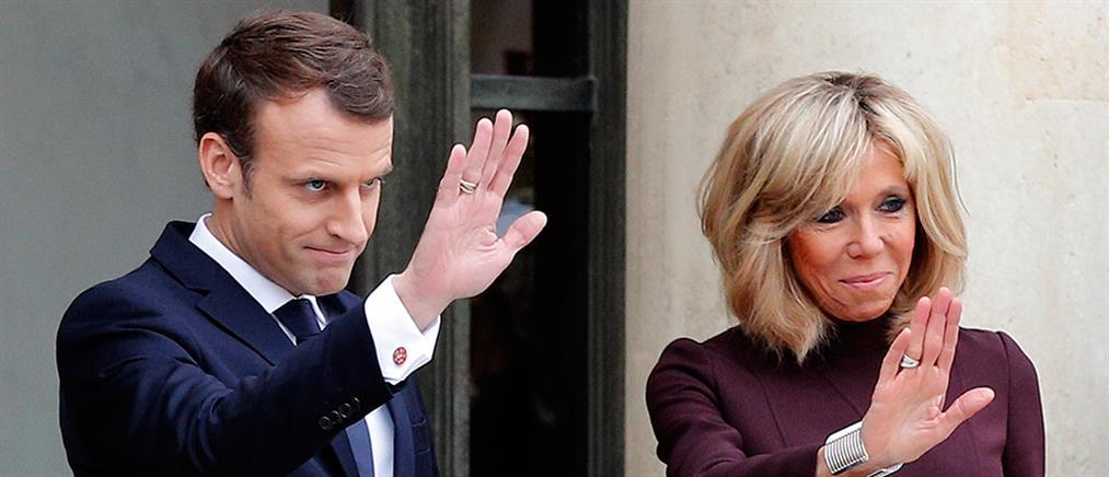 Εμανουέλ Μακρόν: Κλείνει τα 40 και τα γιορτάζει… βασιλικά (φωτό)