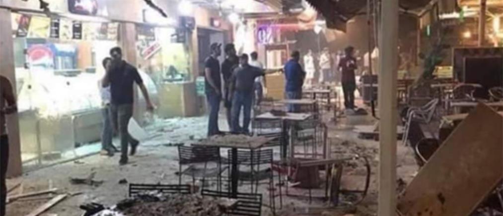 Βαγδάτη: Ισχυρές εκρήξεις κοντά στην πρεσβεία των ΗΠΑ