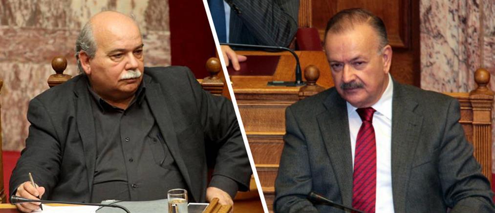 Κόντρα στη Βουλή για την κυβέρνηση Σαμαρά