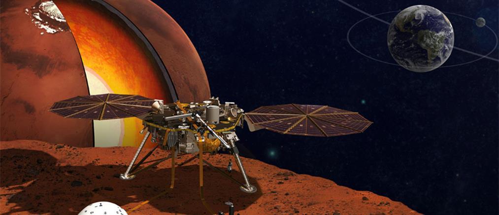 """Αστροναύτες-κλόουν στον... Άρη για να """"ανεβάζουν"""" την παρέα"""