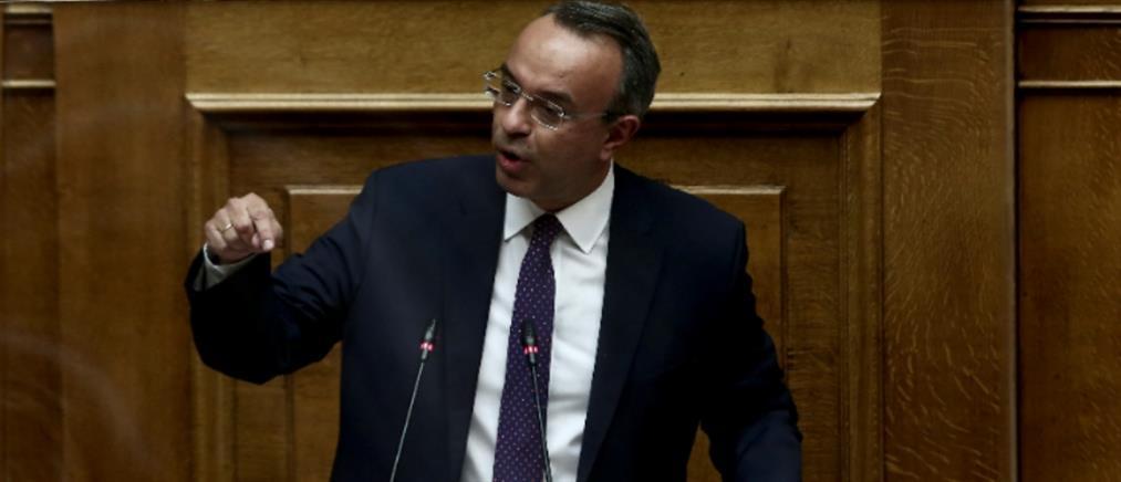 Προϋπολογισμός - Σταϊκούρας: Η Υγεία θα έχει όσα χρήματα χρειαστεί και το 2021