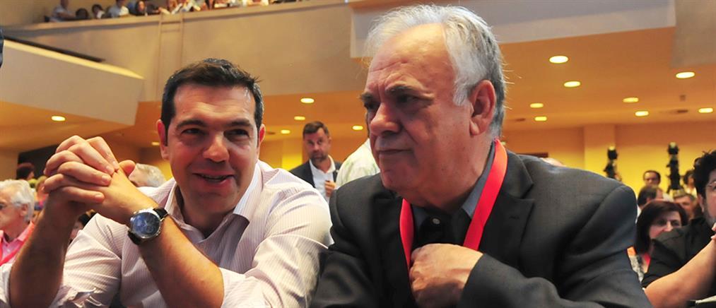 Δραγασάκης: Αδιαφιλονίκητος ηγέτης του ΣΥΡΙΖΑ ο Τσίπρας
