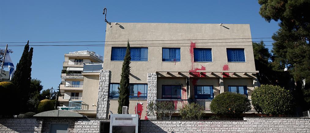 """Τόσκας: θα """"πληρώσει"""" ο Ρουβίκωνας για την επίθεση στην ισραηλινή πρεσβεία"""