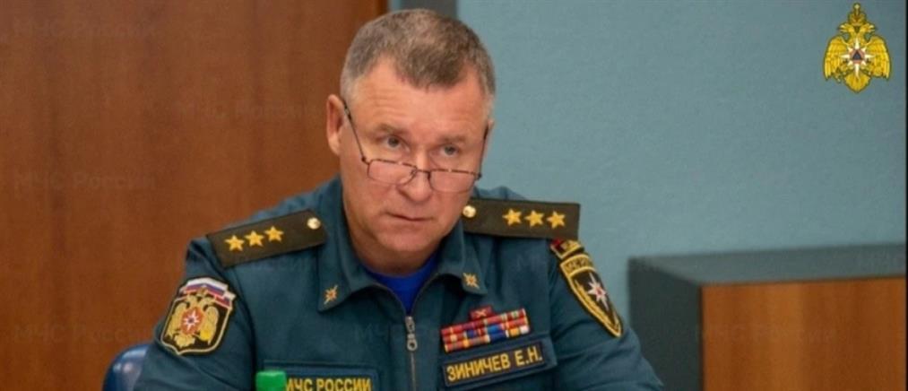 Ρωσία: Νεκρός ο Υπουργός Εκτάτων Καταστάσεων