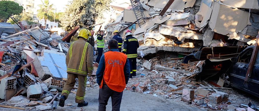 Αλβανία: Νεκροί, τραυματίες και τεράστιες καταστροφές από τον σεισμό (εικόνες)