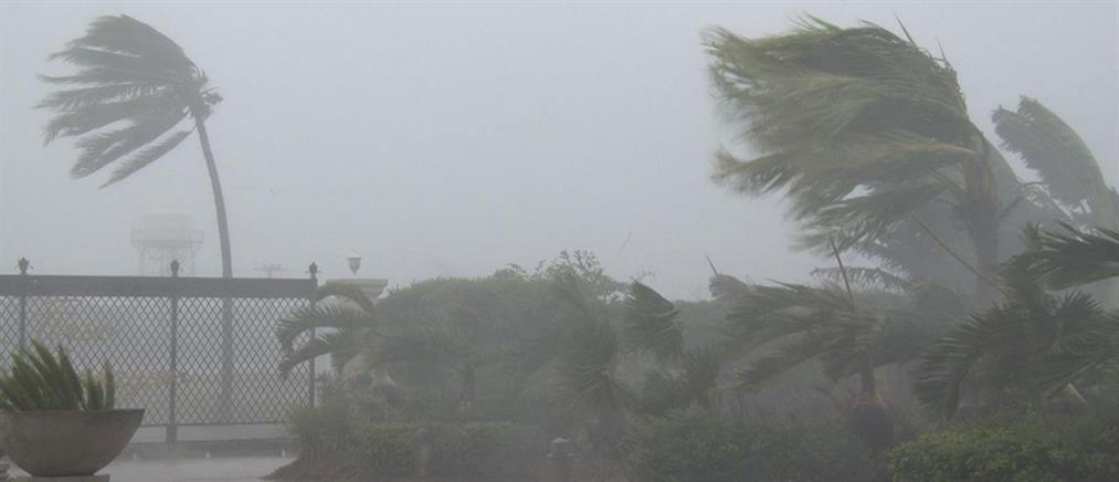 """""""Ιανός"""": έντονες καταιγίδες και πολύ θυελλώδεις άνεμοι το Σάββατο"""