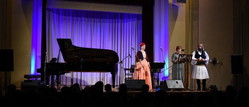 Η φιλανθρωπική μουσική βράδια της πρωτοβουλίας ΦΕΡΜΕΛΗ (εικόνες)