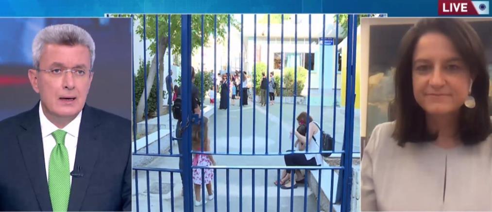 Κεραμέως στον ΑΝΤ1: θα έχουμε κρούσματα κορονοϊού στα σχολεία – Καμία ανοχή σε βία για τις μάσκες
