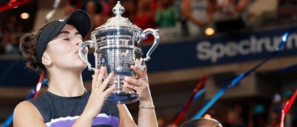 "US Open: ""Βασίλισσα"" η 19χρονη Αντρεέσκου, διέλυσε την Ουίλιαμς"