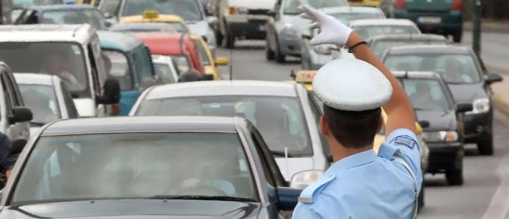 Κυκλοφοριακές ρυθμίσεις για έναν μήνα στον κόμβο Αγίου Στεφάνου