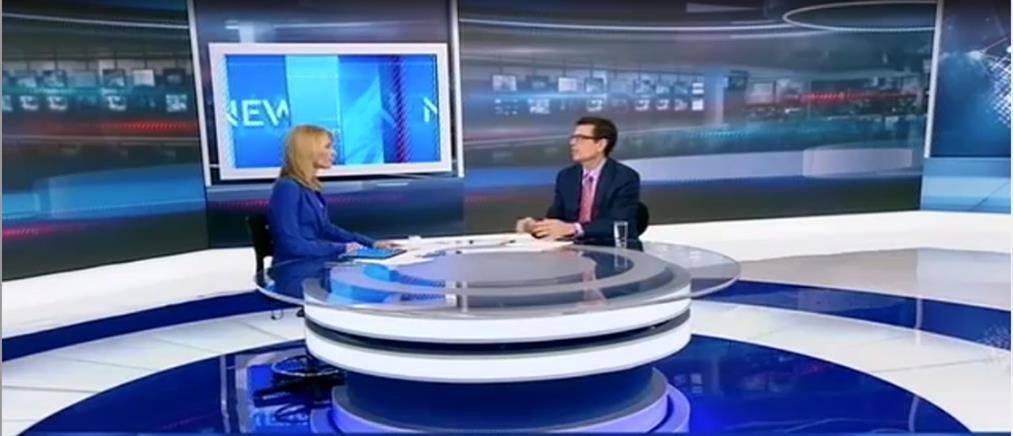 ?Ο Δημήτρης Καιρίδης στον ΑΝΤ1 για την Συμφωνία των Πρεσπών και την Βόρεια Μακεδονία (βίντεο)
