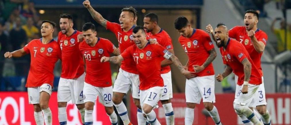 "Copa America: πρόκριση – ""θρίλερ"" για τη Χιλή"