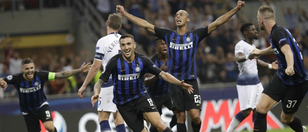Champions League: Χατ τρικ ο Μέσι – Επική ανατροπή από την Ίντερ