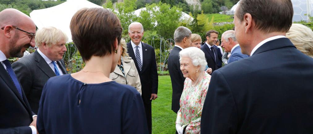 Η βασίλισσα Ελισάβετ θα συναντηθεί με το ζεύγος Μπάιντεν