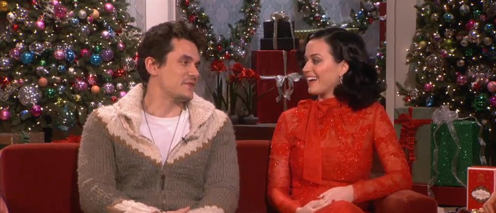 Katy Perry και John Mayer επιβεβαίωσαν την αγάπη τους «στον αέρα»
