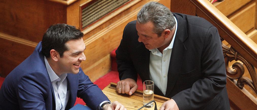 Καμμένος: ο Τσίπρας είχε ενεργό ρόλο στη διάλυση της ΚΟ των ΑΝΕΛ