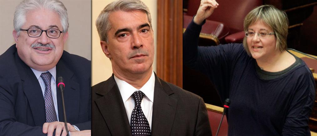 Οργή ΝΔ για την σφοδρή κριτική της Κατριβάνου μπροστά σε Γάλλους