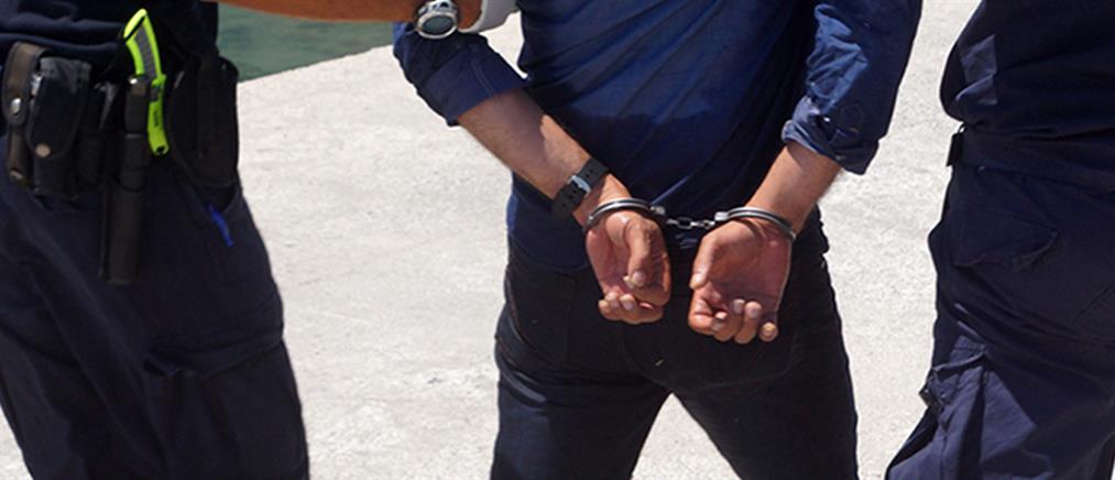 Σύλληψη φυγόποινου καταζητούμενου για σωρεία κακουργημάτων