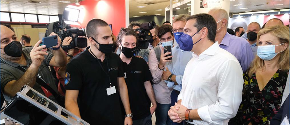 ΔΕΘ – Τσίπρας: η ανασφάλεια πλημμυρίζει τη συντριπτική πλειοψηφία των Ελλήνων