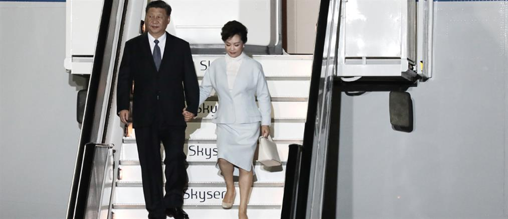 Τζινπίνγκ: νέο κεφάλαιο στην εταιρική σχέση Ελλάδας-Κίνας