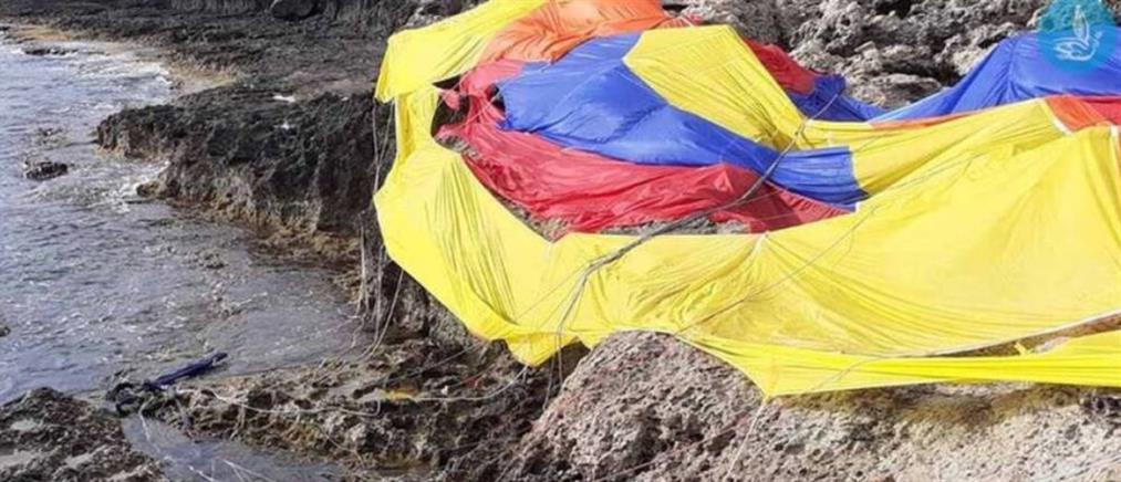 Μεταφέρεται στην Αγγλία ο 15χρονος που τραυματίστηκε σε parasailing