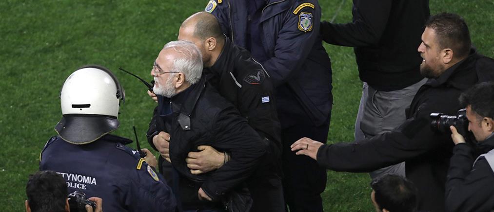 Βαρεμένος: συμβολική η εισβολή Σαββίδη στο γήπεδο