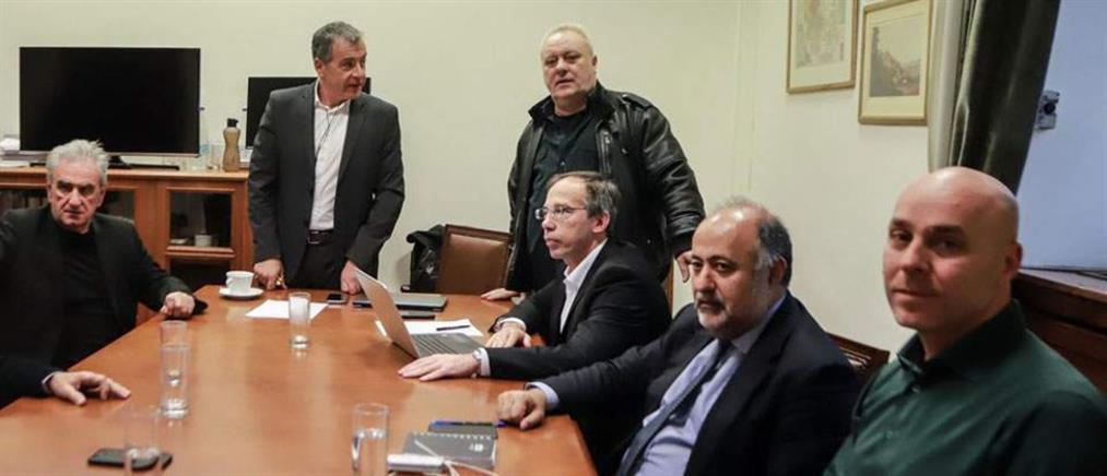 Κρίσιμη συνεδρίαση στο Ποτάμι για την Συμφωνία των Πρεσπών
