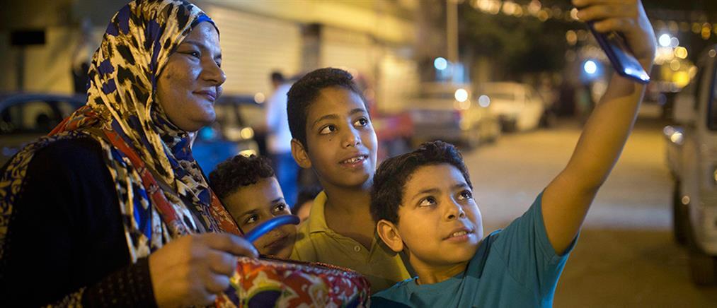 Χώρα… ανηλίκων η Αίγυπτος