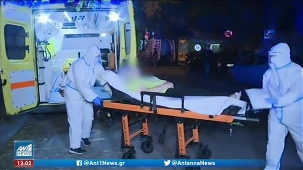 Κορονοϊός: συναγερμός για τα κρούσματα σε γηροκομείο