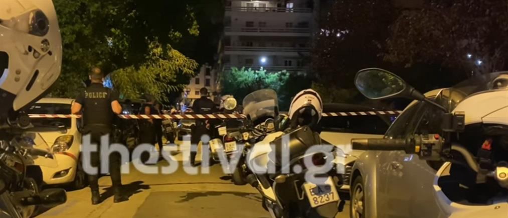 Θεσσαλονίκη: Φονική επίθεση με μαχαίρι (εικόνες)