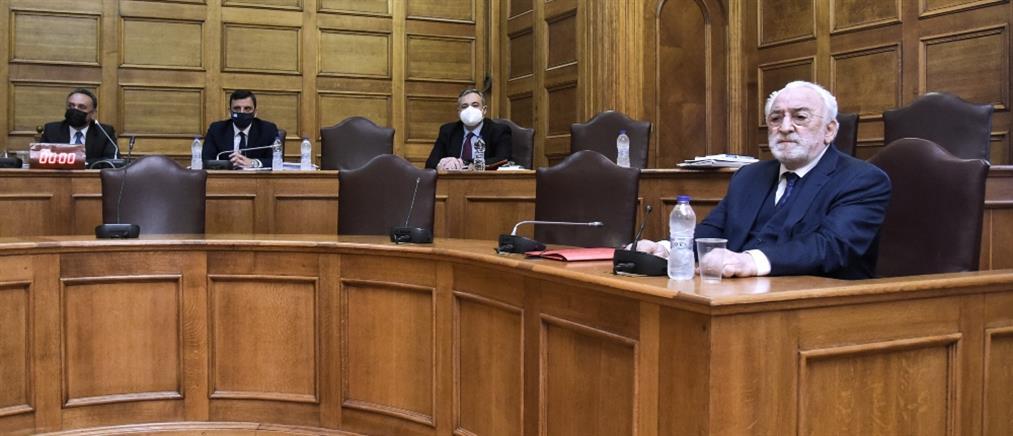 Καλογρίτσας: διεκόπη λόγω αδιαθεσίας η εξέτασή του
