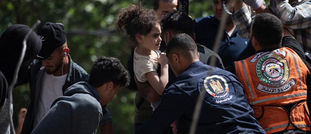 Γάζα: Παιδιά μεταξύ των εκατοντάδων νεκρών (εικόνες)