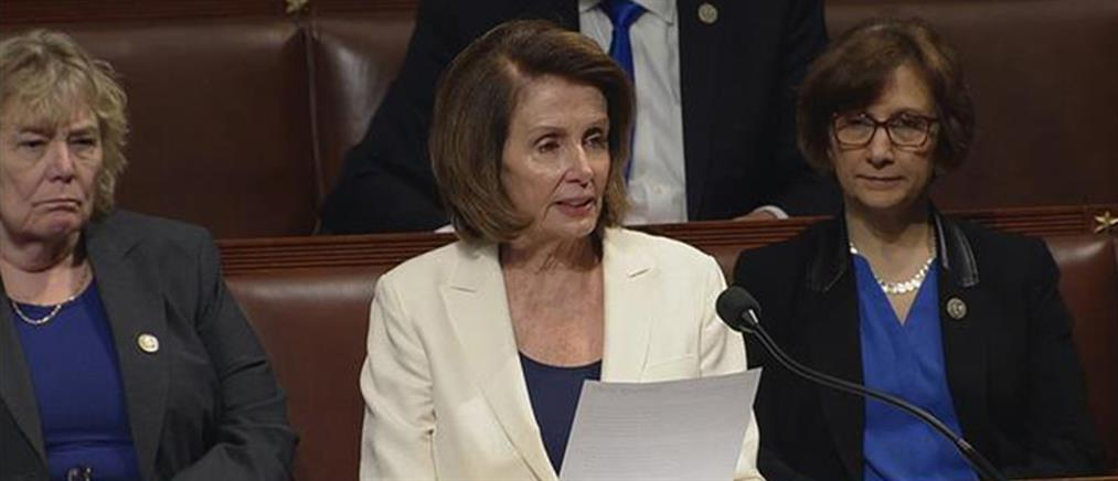 Μιλούσε επί οκτώ ώρες στην Βουλή χωρίς χαρτιά και σημειώσεις!
