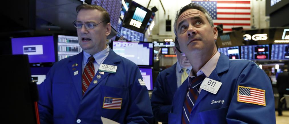 Ορκωμοσία Μπάιντεν: Νέα ρεκόρ στη Wall Street